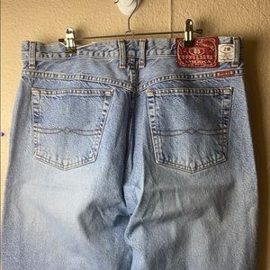 Vintage lucky brand jeans size 36 lower rise 218